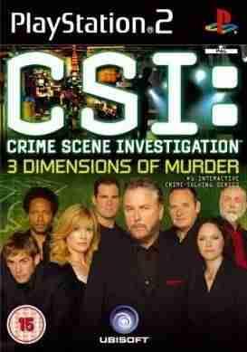 Descargar CSI 3 Dimensions Of Murder [MULTI3] por Torrent